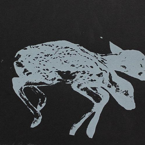 Little Deer Screen Print