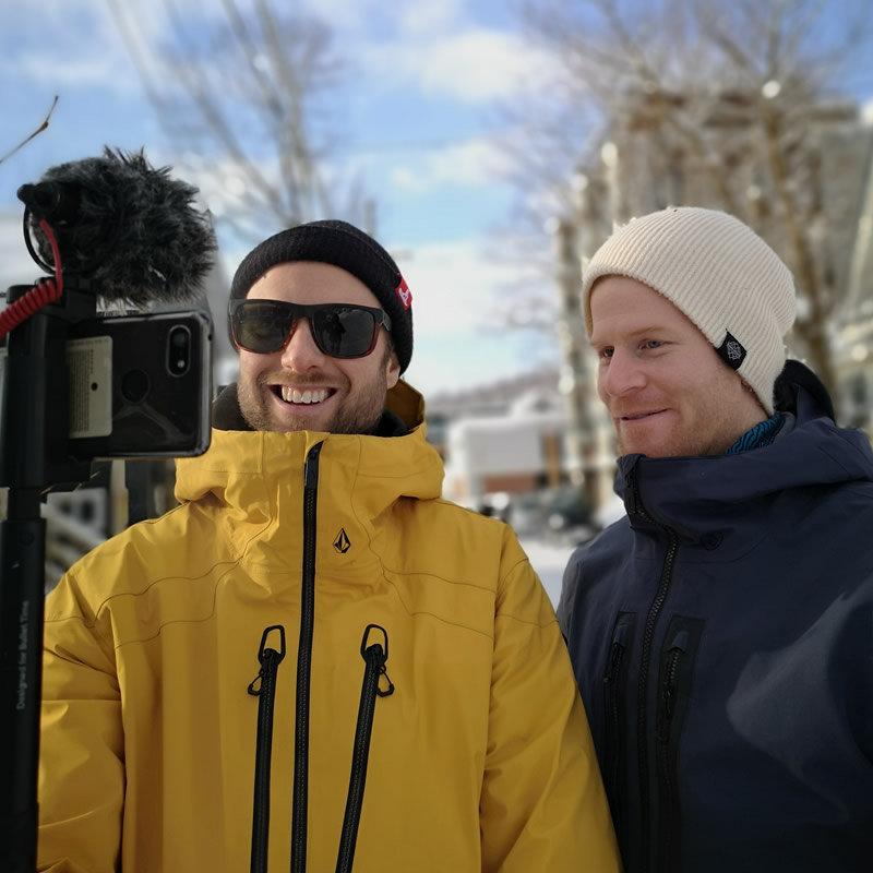 Snowboarding Live Streams