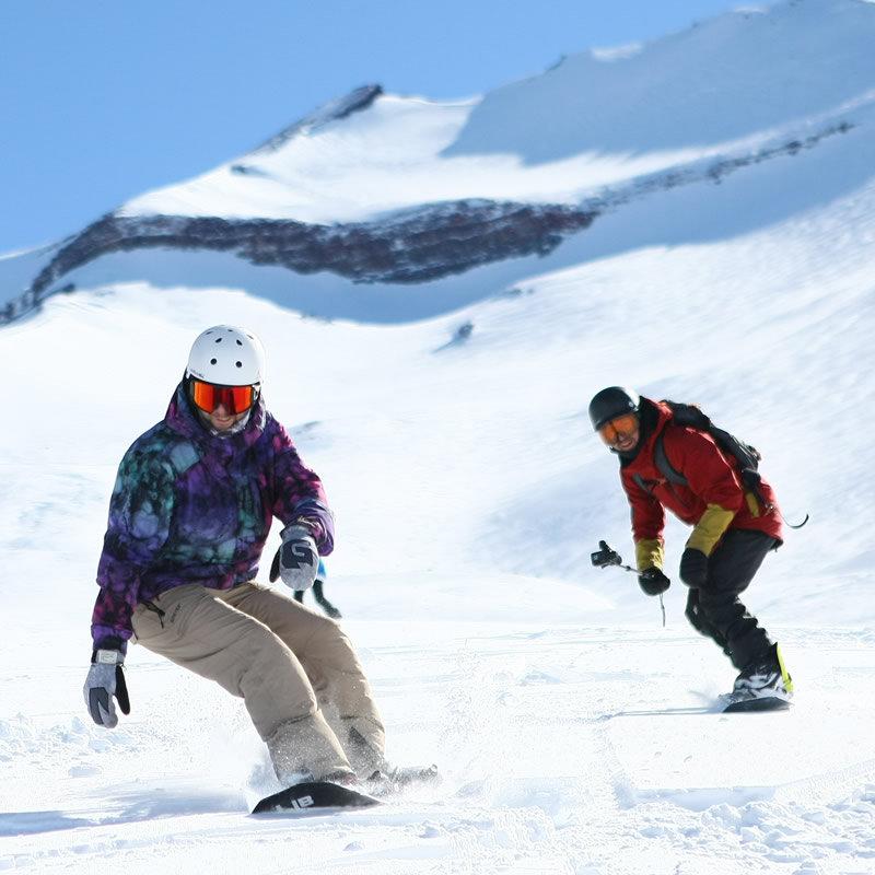 Snowboarding Vlogs