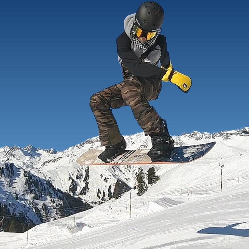 Snowboarding Trick Tutorials