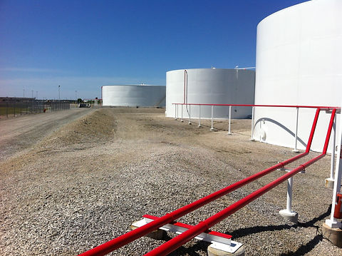 Industrial Tank Farms