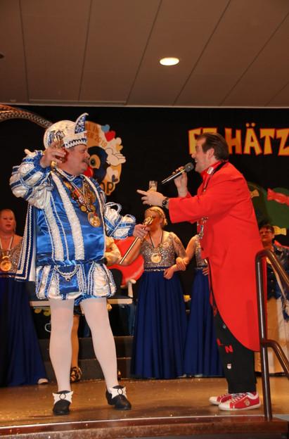 Prinz Manfred und Ne Spetzboov