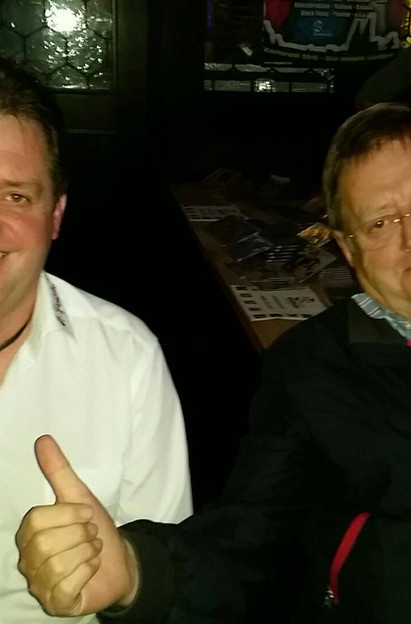 Gisbert Baltes und Ne Spetzboov