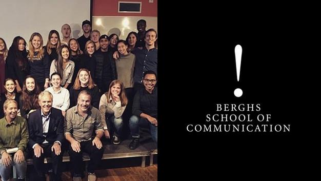 Berghs School of Communication (2016–2020)