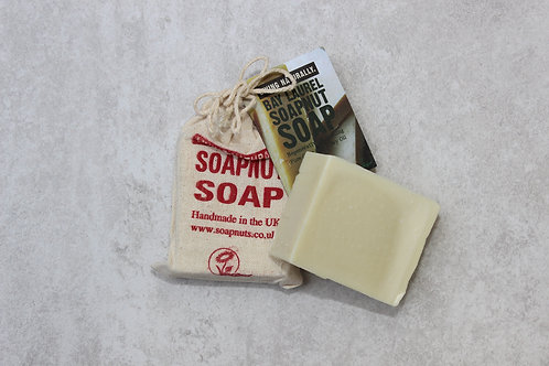 Bay Laurel Castile Soapnut Soap