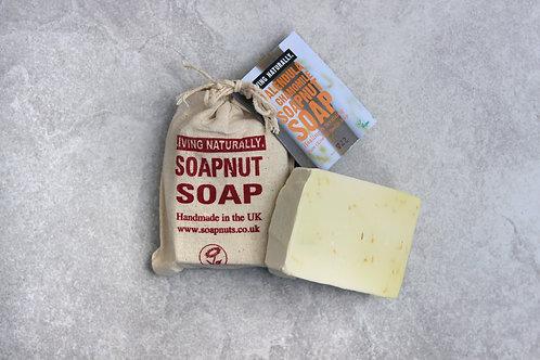 Calendula and Chamomile Soapnut Soap