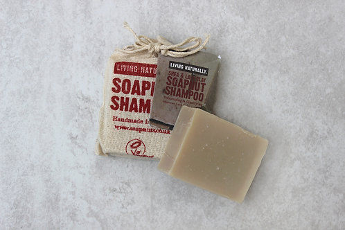 Shea& Lava Clay Shampoo Bar