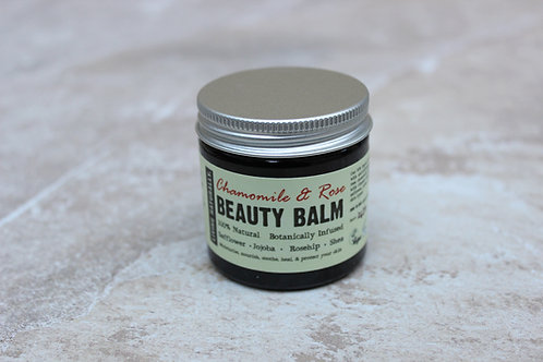 Chamomile and Rose Beauty Balm