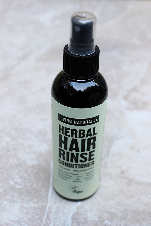 Organic Herbal Hair Rinse Conditioner