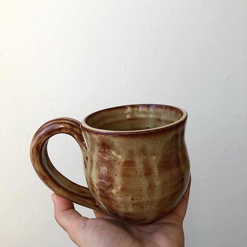 Drippy Shino Mug