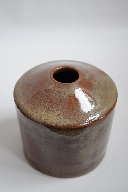 Small, short bud vase