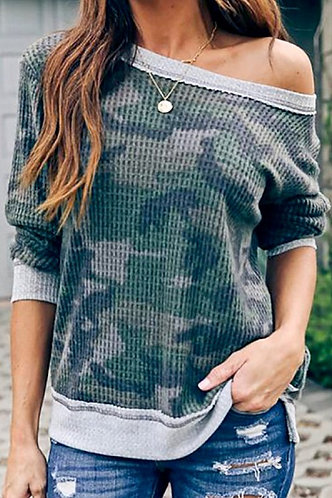 Camo Sweat Shirt