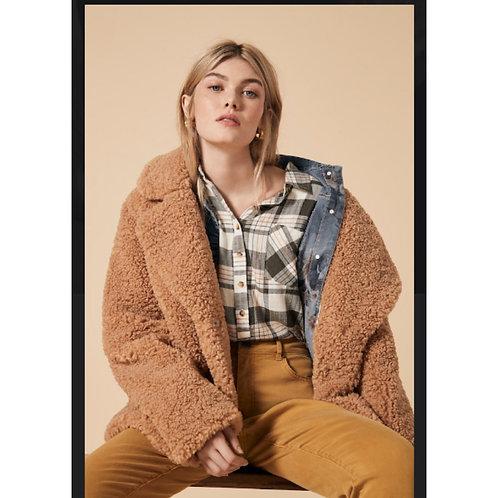 Unbelievably Soft Teddy Coat