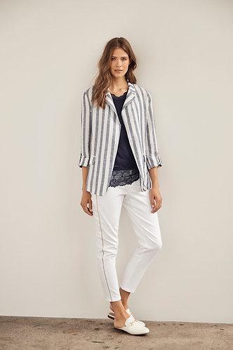 Summer Stripe Blazer