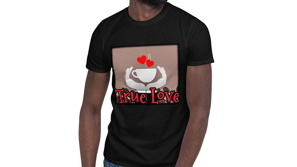Love Coffee Short-Sleeve Unisex T-Shirt