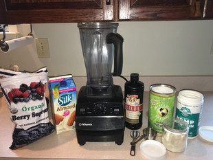 Blood Sugar Stabilizing Smoothie