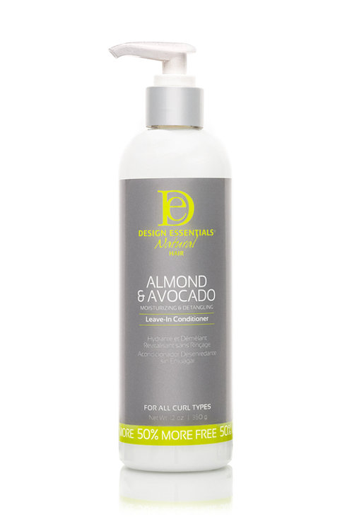 Almond & Avocado Detangling Leave-In Conditioner