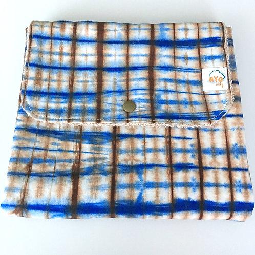 Lange nomade en tissu teinté 100% coton