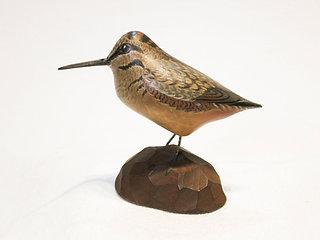 AE Crowell Miniature Woodcock
