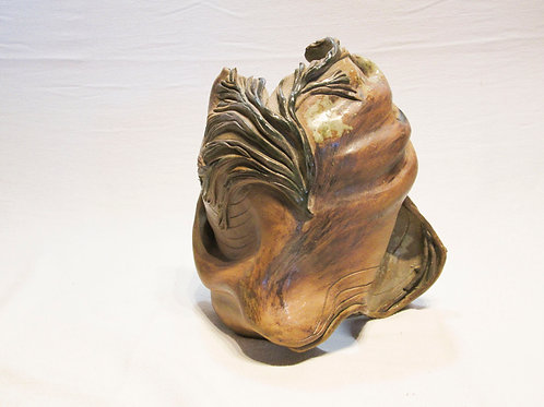 Abstract Studio Pottery Sculpture