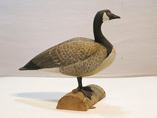 Miniature Canada Goose by Jansson