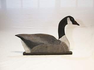 Petite Goose Silhouette