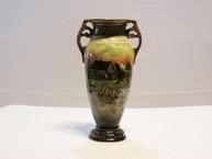 Czech Porcelain Vase
