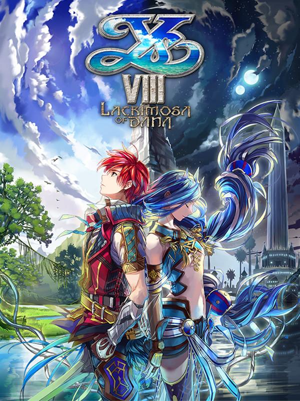 Y's VIII: Lacrimosa of Dana