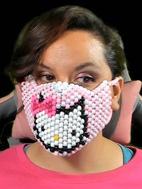 Hello Kitty Full Mask