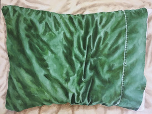 Cooler Side of the Pillow