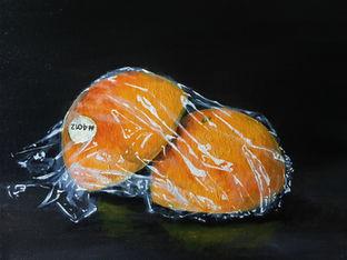 Study in Orange #4