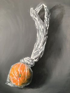 Study in orange 2