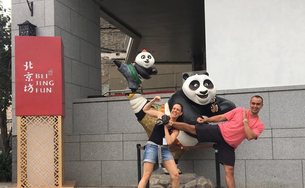 Acuterapia - China - Temporada 2018