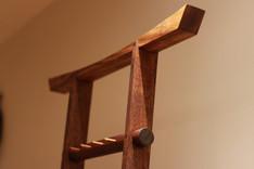 Torii-style hanger