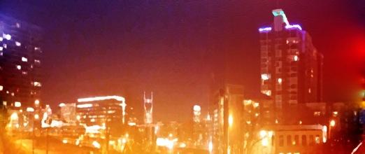 Gulch Skyline