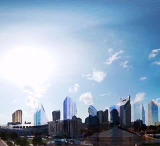 Nashville Skies