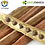 Thumbnail: 60 Semillas De Moringa Orgánica Pelada Y Seleccionada