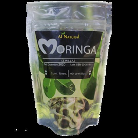 90 Semillas De Moringa Organica