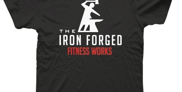 The Iron Forged T-Shirt
