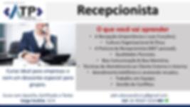 Curso de Recepcionista
