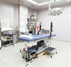 手術室|かねこ大腸肛門クリニック