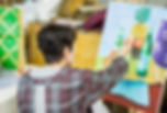 練馬区,新座,美術教室,工作教室,造形教室,絵画教室