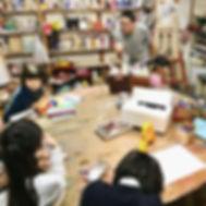 練馬区,新座,和光,杉並区,美術教室,工作教室,造形教室,絵画教室