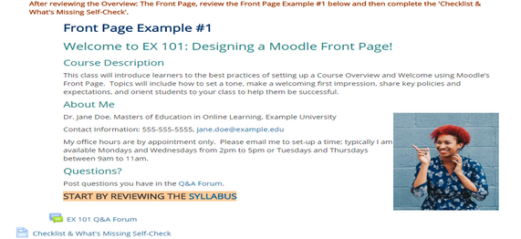 Best Works #2 Moodle Front Page.png