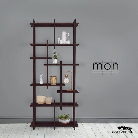 MON simple Estante / Bookcase