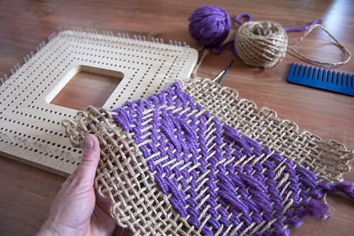 Relmu multi square looms / shipping costs included!