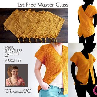 1st Free Master Class