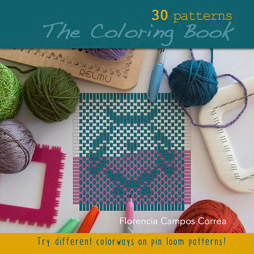 30 Patterns The Coloring Book / Released!