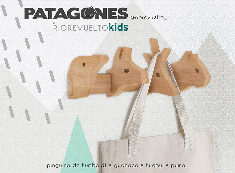 PATAGONES perchero / coat hanger
