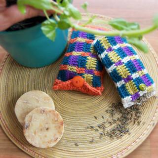 Broken Stripes crochet project